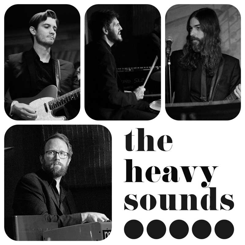 The Heavy Sounds - Chicago based Soul Jazz Band